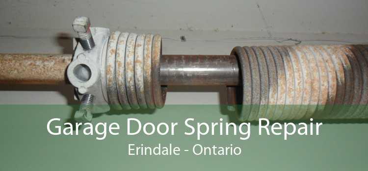 Garage Door Spring Repair Erindale - Ontario