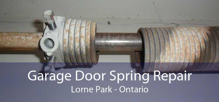 Garage Door Spring Repair Lorne Park - Ontario