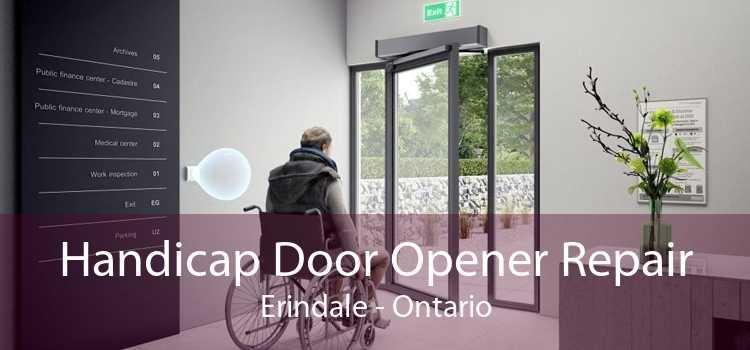 Handicap Door Opener Repair Erindale - Ontario