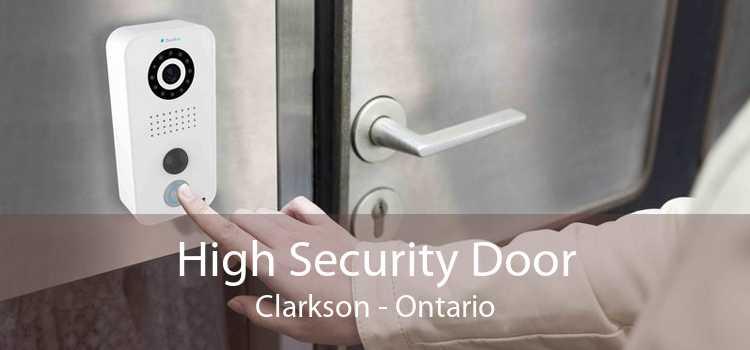 High Security Door Clarkson - Ontario