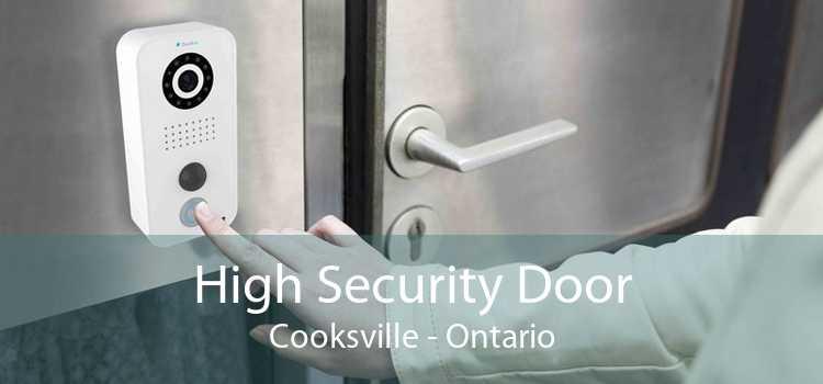 High Security Door Cooksville - Ontario