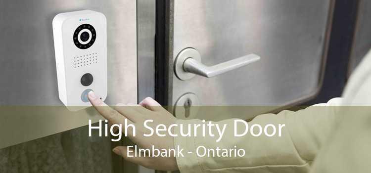 High Security Door Elmbank - Ontario
