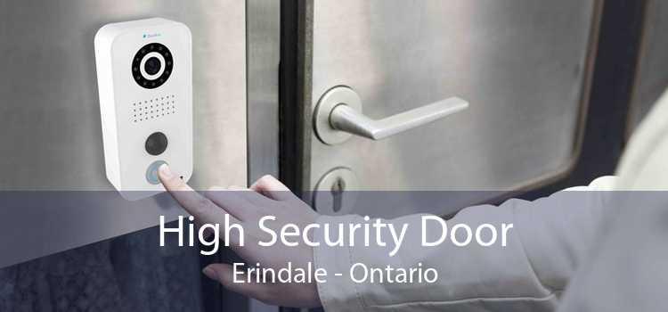 High Security Door Erindale - Ontario
