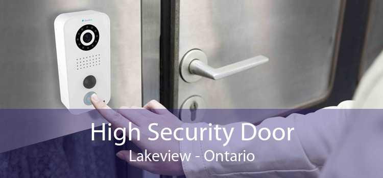 High Security Door Lakeview - Ontario