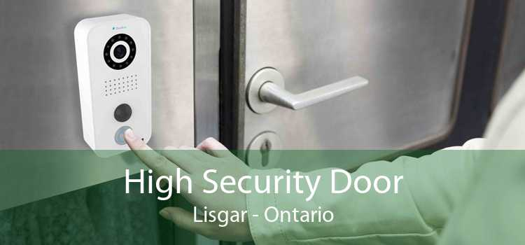 High Security Door Lisgar - Ontario