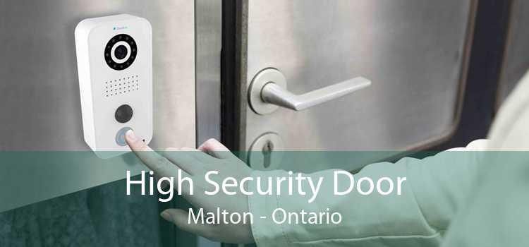 High Security Door Malton - Ontario