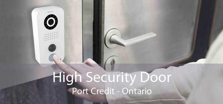 High Security Door Port Credit - Ontario