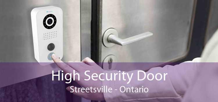 High Security Door Streetsville - Ontario