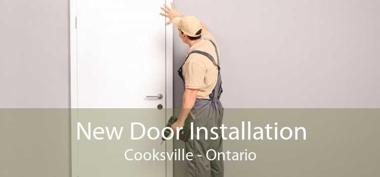 New Door Installation Cooksville - Ontario