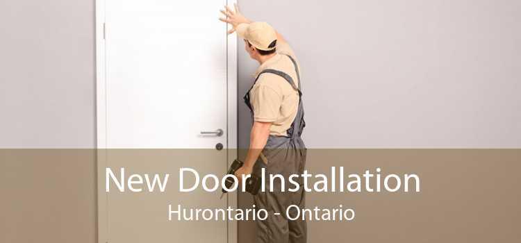 New Door Installation Hurontario - Ontario