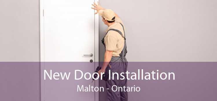 New Door Installation Malton - Ontario