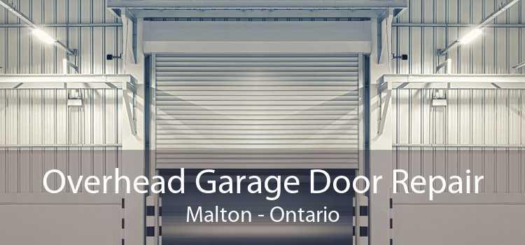 Overhead Garage Door Repair Malton - Ontario