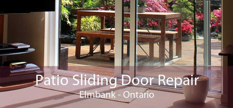 Patio Sliding Door Repair Elmbank - Ontario