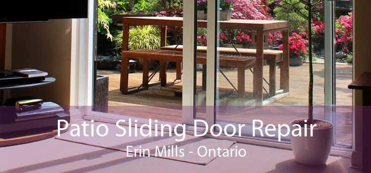 Patio Sliding Door Repair Erin Mills - Ontario
