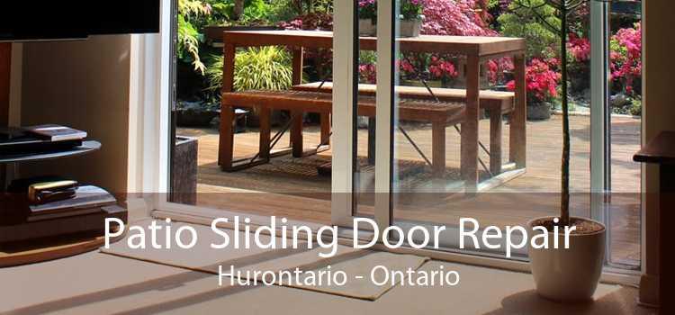 Patio Sliding Door Repair Hurontario - Ontario