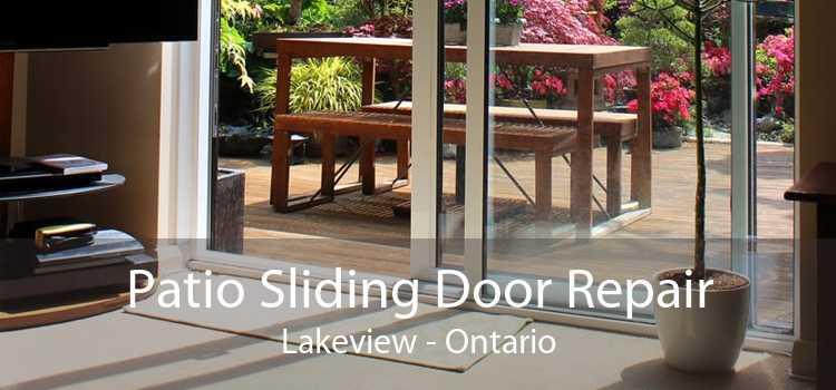 Patio Sliding Door Repair Lakeview - Ontario