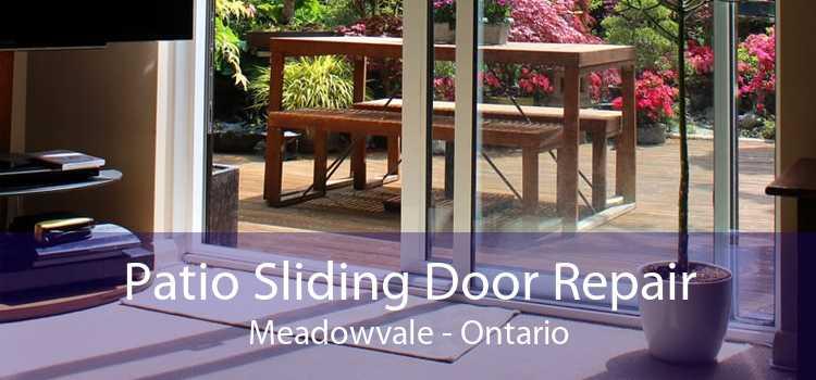 Patio Sliding Door Repair Meadowvale - Ontario