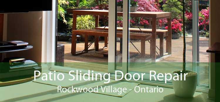 Patio Sliding Door Repair Rockwood Village - Ontario
