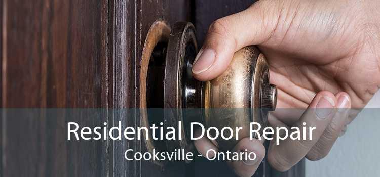 Residential Door Repair Cooksville - Ontario