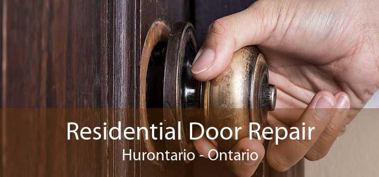 Residential Door Repair Hurontario - Ontario