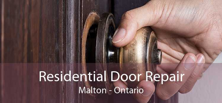 Residential Door Repair Malton - Ontario