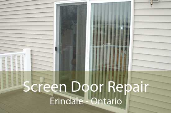 Screen Door Repair Erindale - Ontario