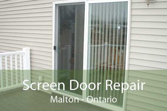 Screen Door Repair Malton - Ontario