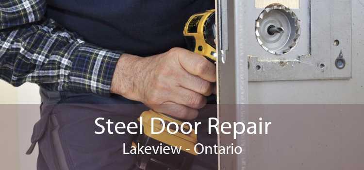 Steel Door Repair Lakeview - Ontario