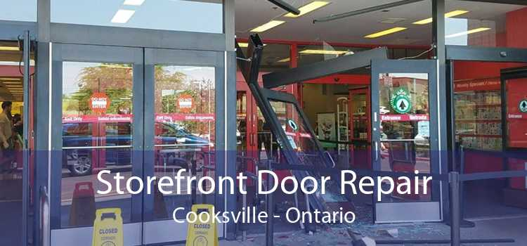 Storefront Door Repair Cooksville - Ontario