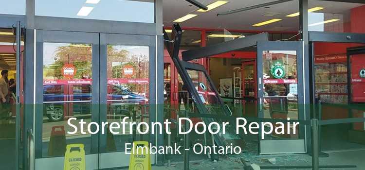 Storefront Door Repair Elmbank - Ontario