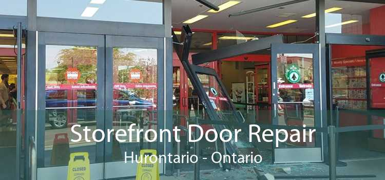 Storefront Door Repair Hurontario - Ontario