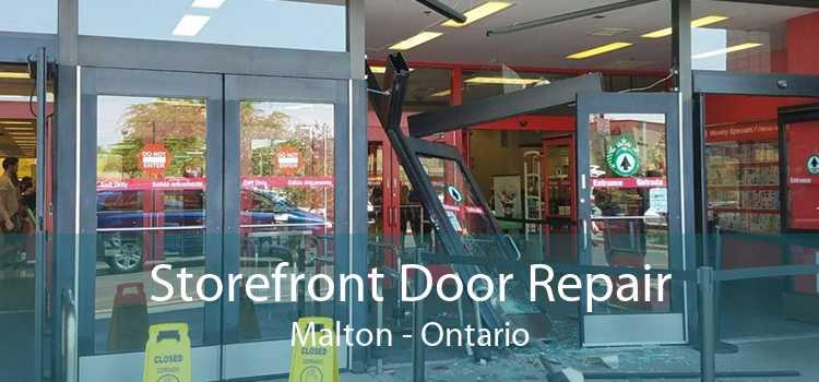 Storefront Door Repair Malton - Ontario