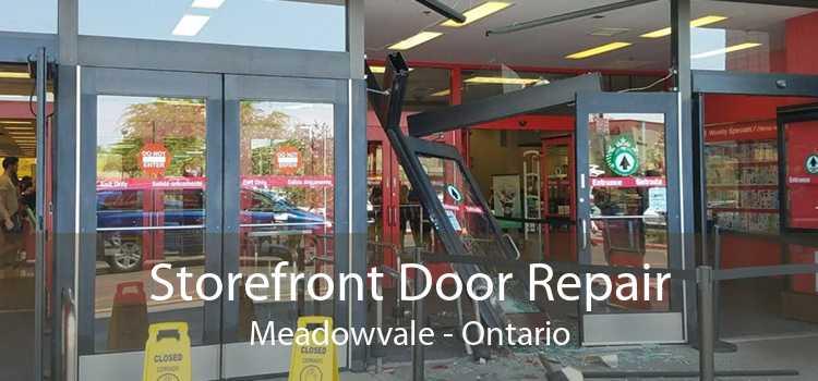 Storefront Door Repair Meadowvale - Ontario