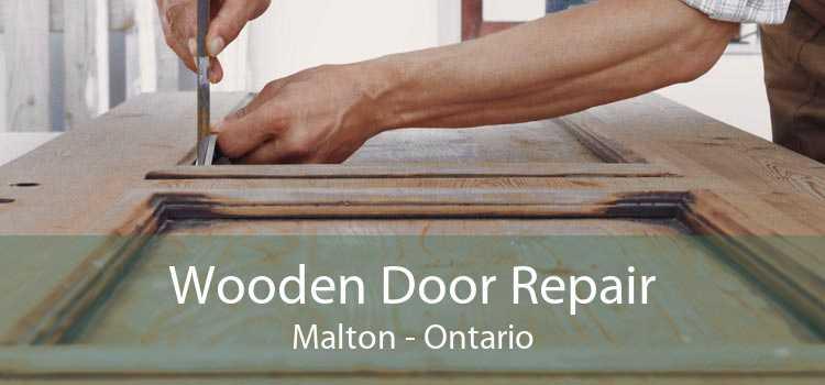 Wooden Door Repair Malton - Ontario