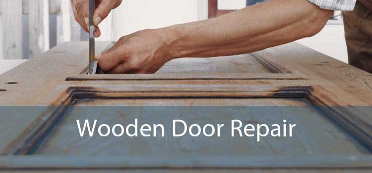 Wooden Door Repair